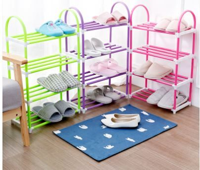 Plastic 5 Layer Shoe Rack In Just Rs.199