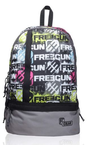 F Gear Burner P1 19 Ltrs Multi-Colour Casual Backpack on 80% OFF