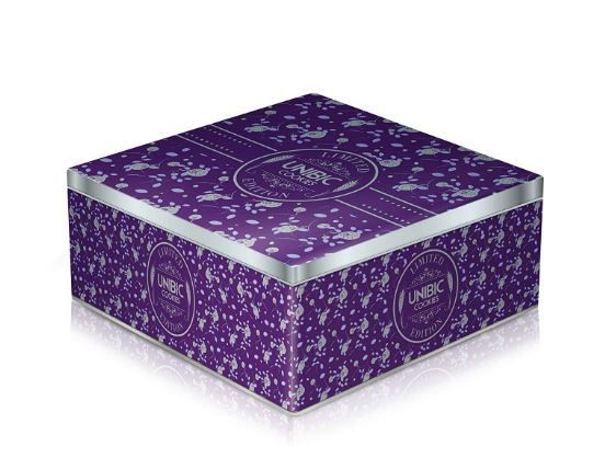 Unibic Festive Cookies, Tin, 150g on 66%OFF