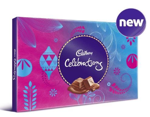 Cadbury Celebrations Assorted Chocolate Gift Pack, 193.5g (Pack of 2) on 17% OFF