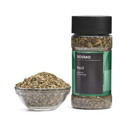 Amazon Brand - Solimo Basil, 18g on 21% OFF