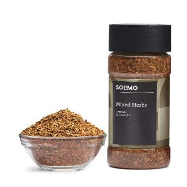 Amazon Brand - Solimo Mixed Herbs, 25g on 21% OFF