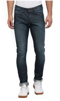 Upto 80% OFF on Wrangler Mens Jeans From Rs.659