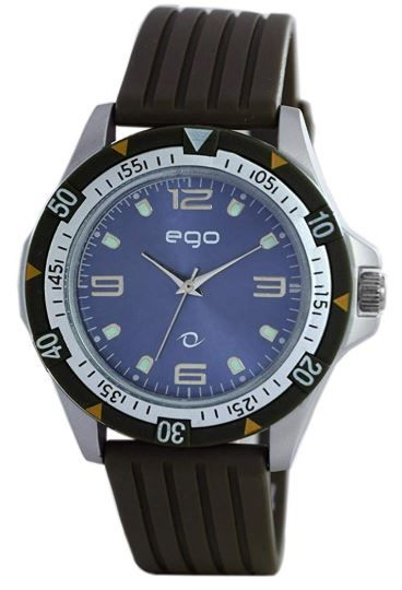 Ego Collection Analog Blue Dial Men