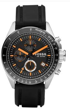 Fossil CH2647 Decker Watch - For Men on 40% OFF