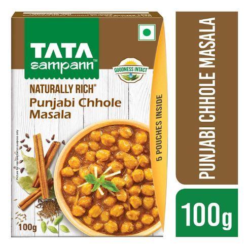 Tata Sampann Punjabi Chhole Masala, 100g on 50% OFF