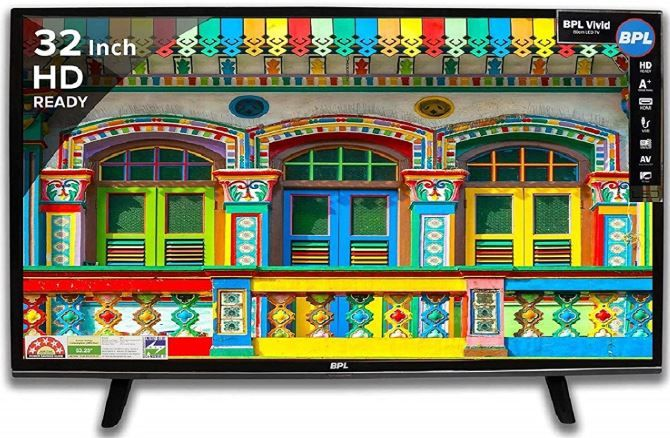 BPL 80 cm (32 inches) HD Ready LED TV at Just Rs. 10990