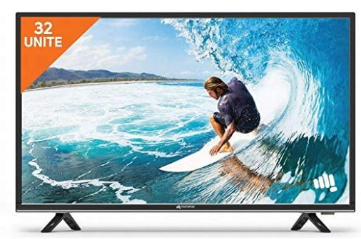 Micromax 81 cm (32 inches) HD Ready LED TV at Just Rs. 9999