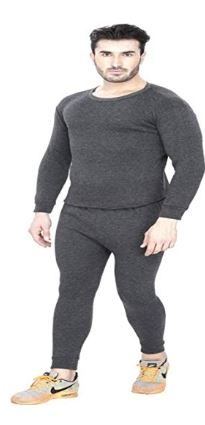 Y&S Thermal Innerwear Body Warmer Set of Top and Pajama on 80% OFF