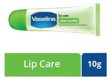 Flat 53% Off:- Vaseline Aloe Soothe Lip Care, 10g