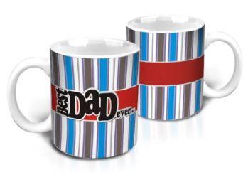ot Muggs Best Dad Ever Ceramic Mug on 61% OFF