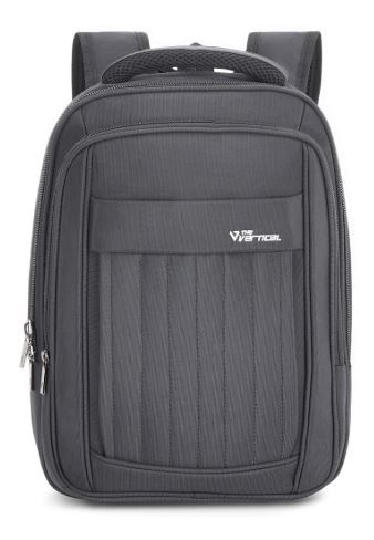 The Vertical Sprint Polyester 10 Ltrs Black School Backpack on 75% OFF