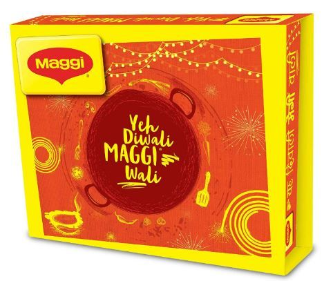 Maggi Diwali Festive Gift Pack, 809g at Just Rs. 100