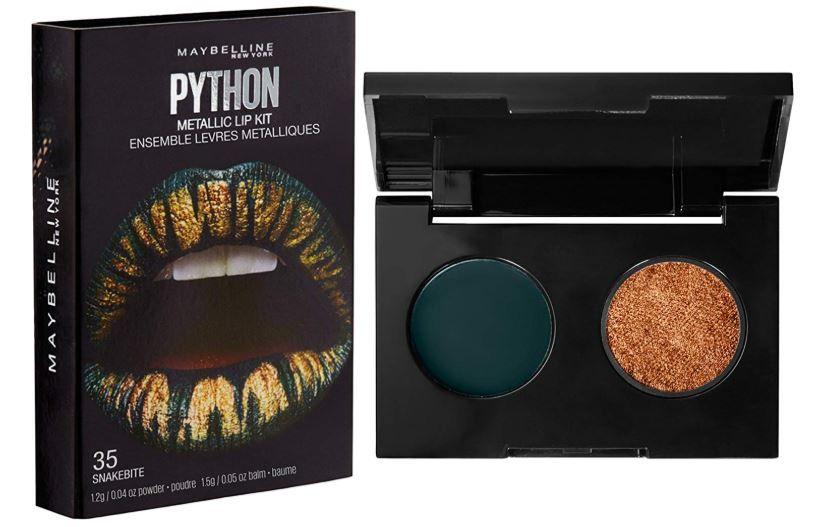 Maybelline New York Lip Studio Python Metallic Lip Kit, 35 on 72% OFF