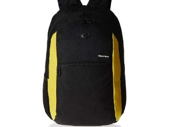 Apply 10% Code:- Gear Basic 19 Ltrs Sport Black Casual Backpack (BKPECONO10112)