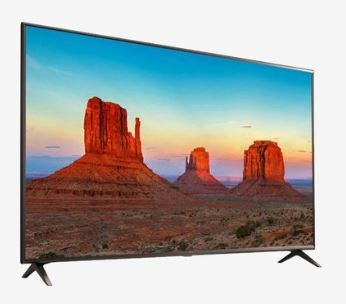 LG 55UK6360PTE 139 cm (55 inches) Smart 4K Ultra HD LED TV (Black) on 38% OFF+Rs.2000 Coupon
