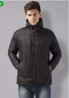 Upto 80% off on Mens branded Jackets From Rs.199