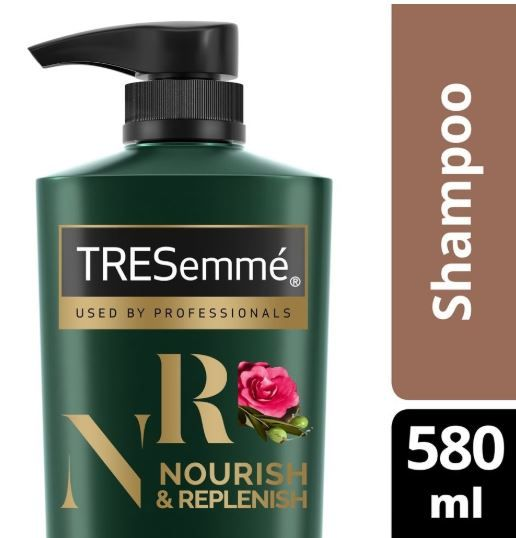 TRESemme Nourish and Replenish Shampoo, 580ml on 20% Off + 20% Coupon