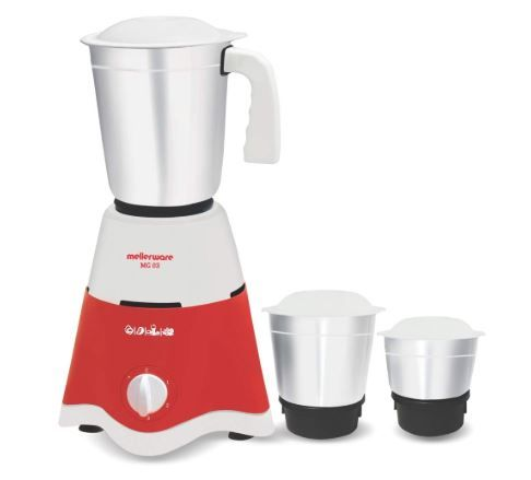Mellerware MG 03 550-Watt Mixer Grinder at Just Rs. 899