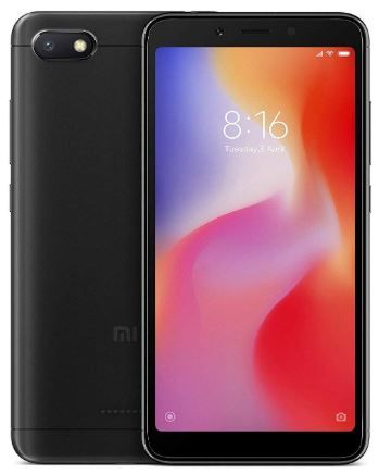 Redmi 6A [2GB, 16GB] at Just Rs. 5398