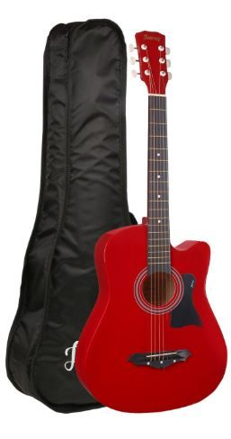 Flat 74% Off On JUAREZ JRZ38C Right Handed Acoustic Guitar at Just Rs. 1790