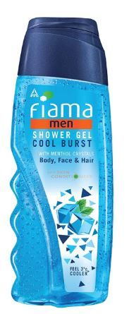 Fiama Men Cool Burst Shower Gel, 250ml at Just Rs. 80