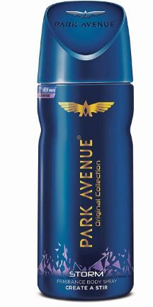 Park Avenue Storm Body Deodorant for Men, 100g at Just Rs. 86