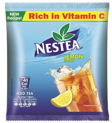 NESTEA Instant Lemon Iced Tea, 400g Pouch at Just Rs. 82