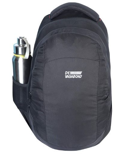 Devagabond 34 Ltrs Black Laptop Backpack (Tria_1_Black) on 58% OFF + 30% Coupon
