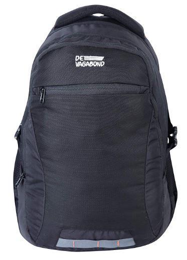Devagabond 32 Ltrs Black Laptop Backpack (Avick Teck_1_Black) on 39% Off + 40% Coupon