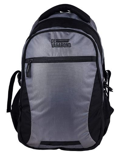 Devagabond 32 Ltrs Grey Laptop Backpack (Avick Teck_2_ Grey) on 50% Off + 40% Coupon