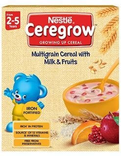 Nestle Ceregrow | Get a FREE sample Now
