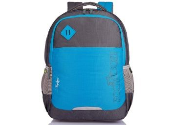 Skybags Vortex 33 Ltrs Blue Laptop Backpack At Rs.749