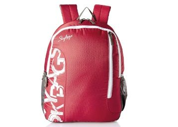 Skybags Red Casual Backpack (BPBRA9ERED) At Rs.599