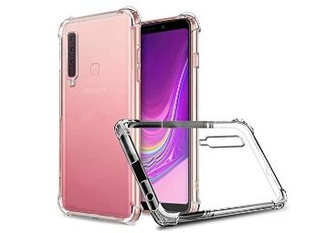 Hello Zone Exclusive Soft Transparent Crystal Clear Back Cover Back Case Cover for Samsung A9 at Just Rs. 90