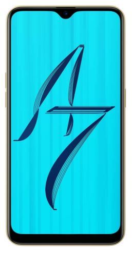 OPPO A7 (Glaring Gold, 4GB RAM, 64GB Storage) with 11% Off Offer