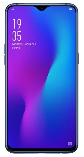 Oppo R17 (Ambient Blue, 8GB RAM, 128 GB Storage) with 14% Off Offer