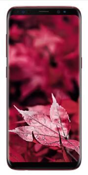 Samsung Galaxy S8 (Burgundy Red, 64 GB) (4 GB RAM) on 38% Off