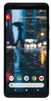 Google Pixel 2 XL (Just Black, 64 GB) (4 GB RAM) on 16% off