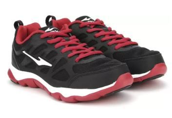 Training & Gym Shoes For Men (Red) on 57% off