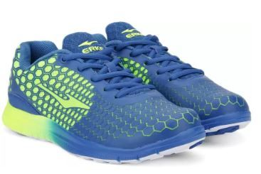 Running Shoes For Men (Blue, Green) on 57% off