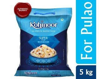 Kohinoor Super Value Basmati Rice, 5kg At Rs.41