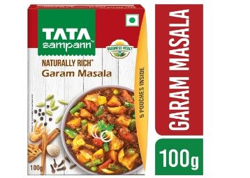 Tata Sampann Garam Masala, 100g At Rs.40