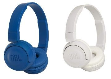 JBL T460BT Extra Bass Wireless On-Ear Headphones with Mic on 25% off