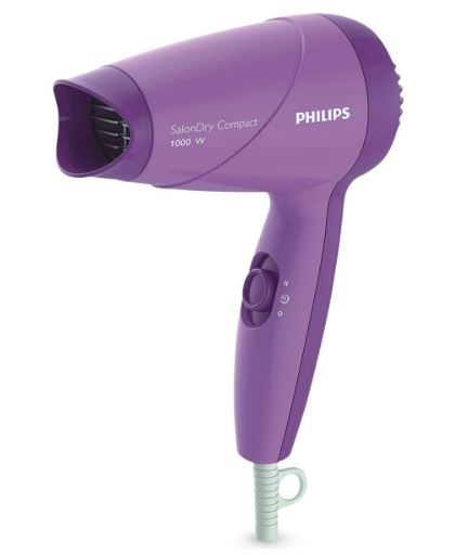 Philips HP8100/46 Hair Dryer (Purple) on 19% Off