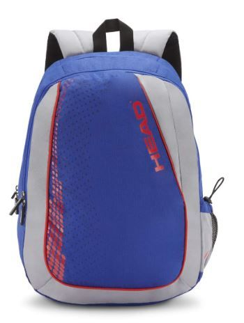 HEAD Passion 18 Ltrs Royal Blue Laptop Backpack on 70% Off