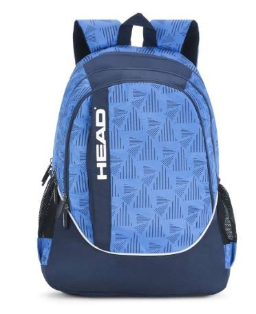 HEAD Endevour 20 Ltrs Light Blue Laptop Backpack on 70% off + Apply 10% Coupon