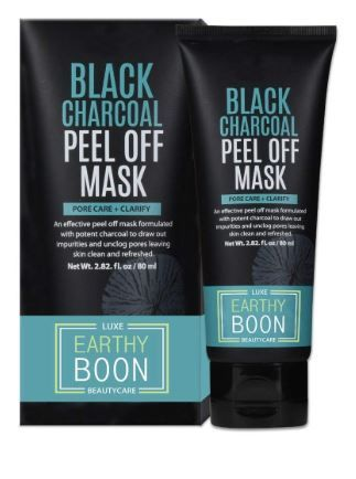 Flat 80% off on Men and Women- Activated Bamboo Charcoal Mask Cream- 60 ml