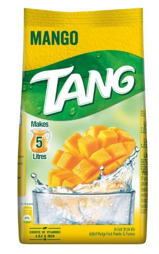 Flat 17% off on Cadbury Tang Mango Instant Drink Mix, 500 gm (Pack of 2)