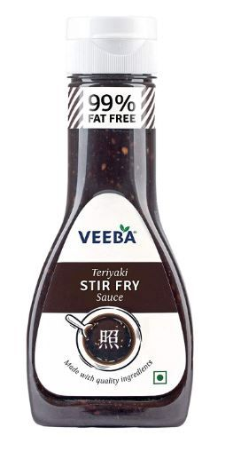 Flat 50% off on Veeba Teriyaki Stir Fry Sauce, 350g Bottle